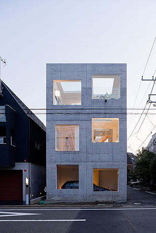 sou fujimoto house h front 3