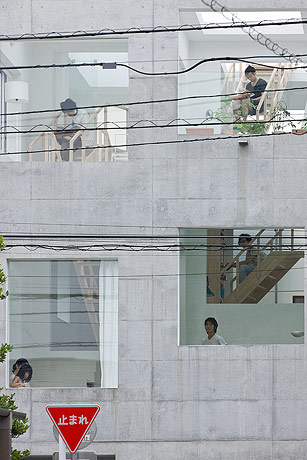 sou fujimoto house h front