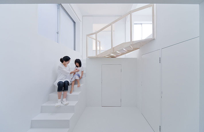 sou fujimoto house h garderobe