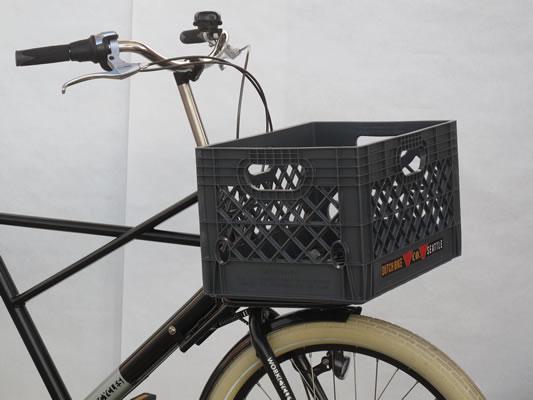 crate plastova bednicka na bicykel