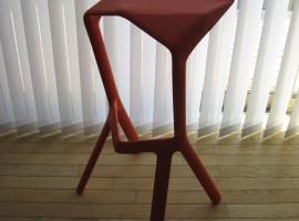 grcic plank miura bar stool barova stolicka