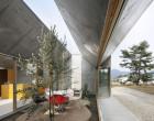 takeshi hosaka architects outside in terasa priamo v dome
