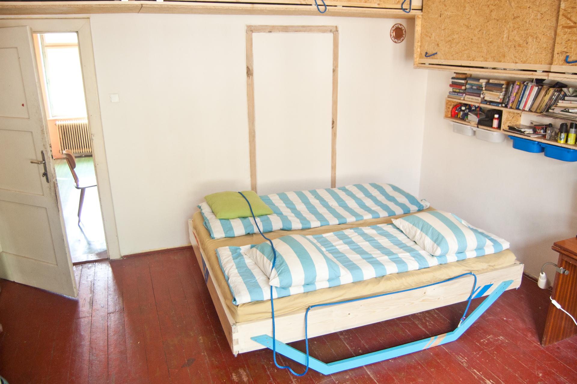 tototu by tototu -  sklapacia postel no.2