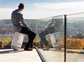 Moritz Marder //  Hocker // ergonomicka stolicka - ergonomic chair